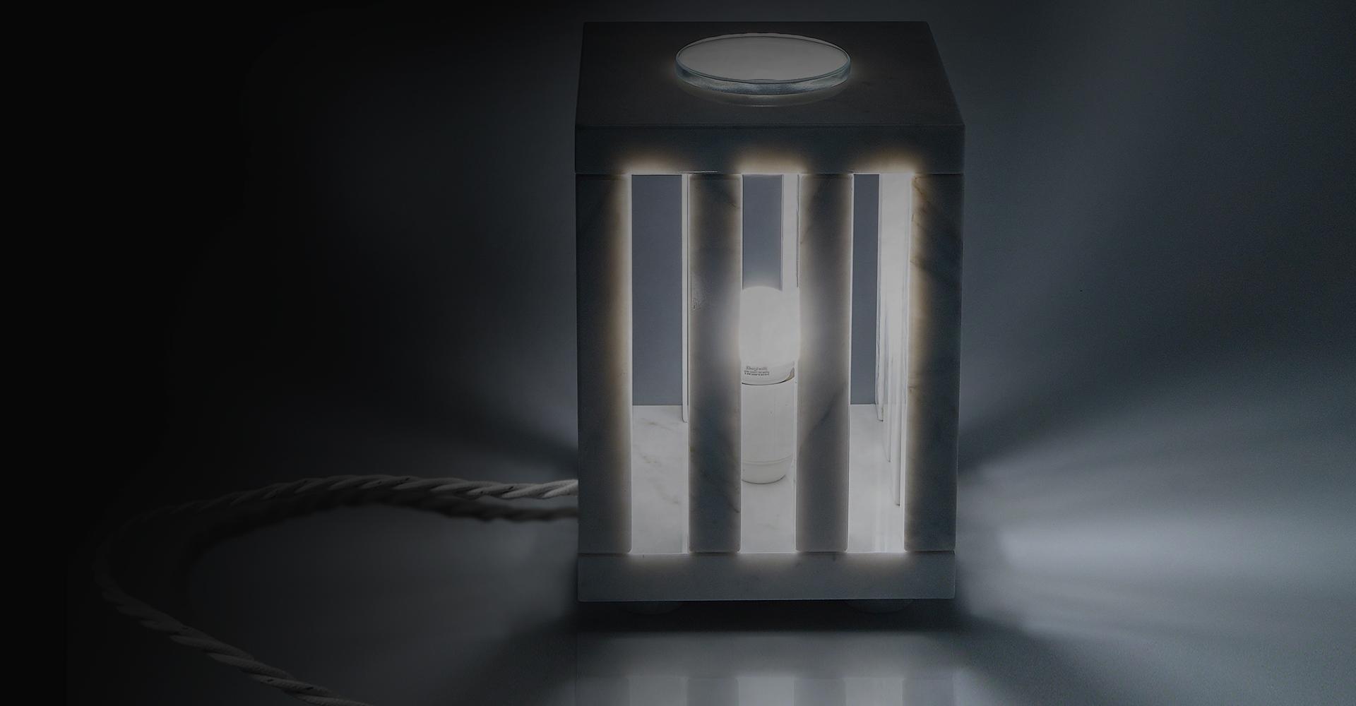 Lampade in marmo - Alte