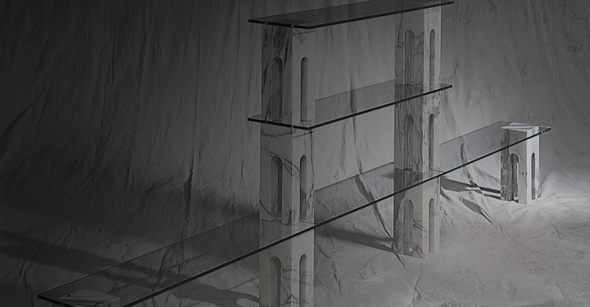 cOMPLEMENTi d'arredo in marmo