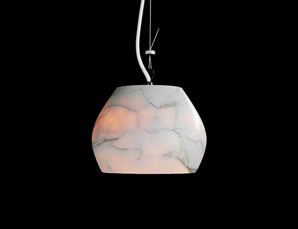 Lampada in marmo CHARLOTTE 1