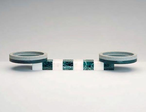 OGGETTO-centro-tavola-marmo-bianco-carrara-verde-bedin