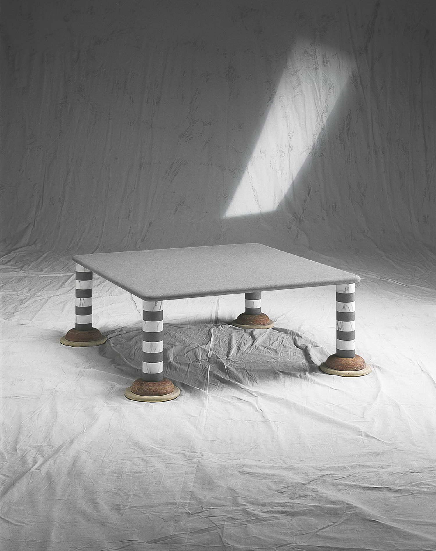 Tavoli in marmo_Calcutta_art. 116