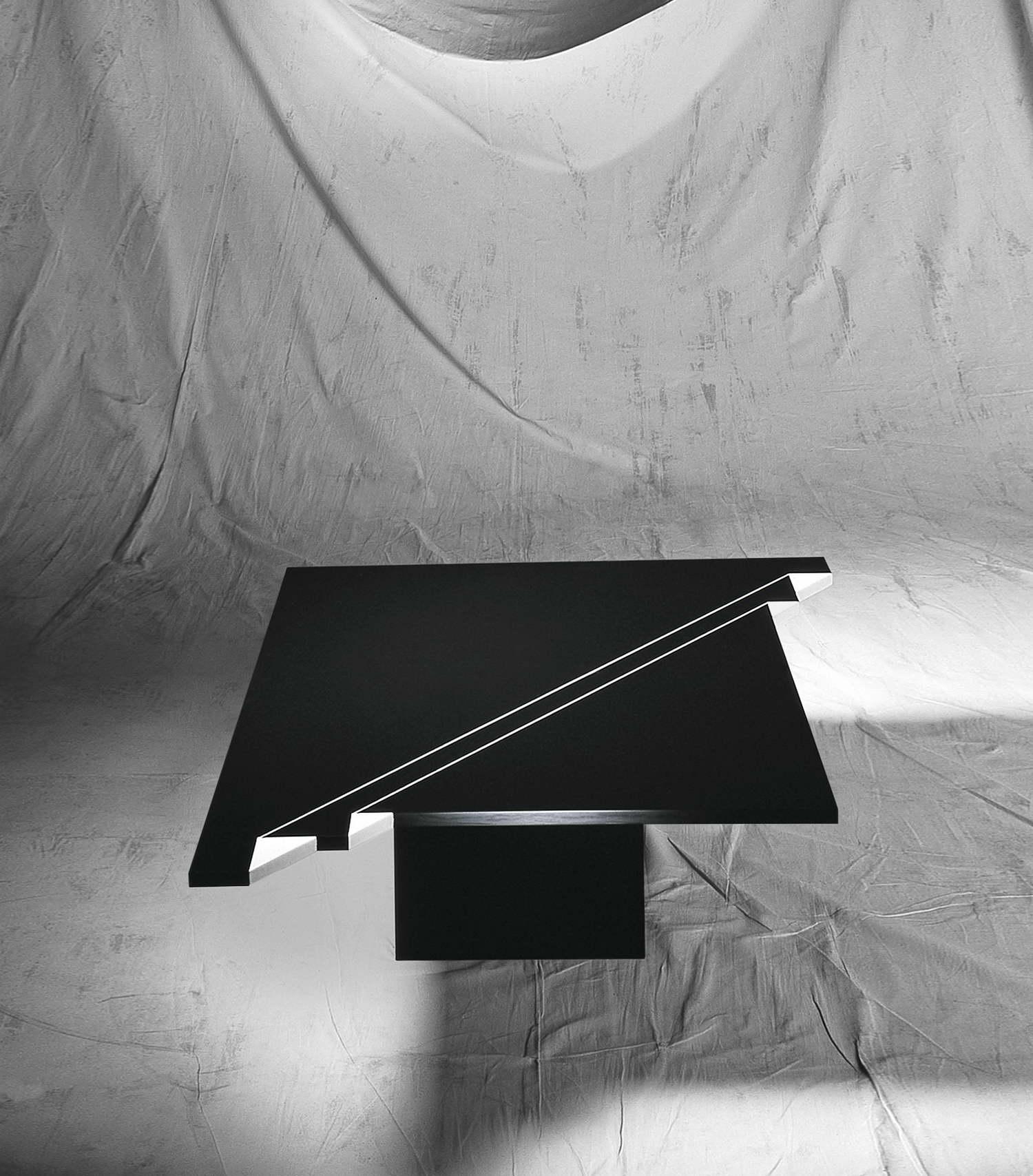 Tavoli in marmo_Intarsia Fold 2_R. Littel_art. 186-A