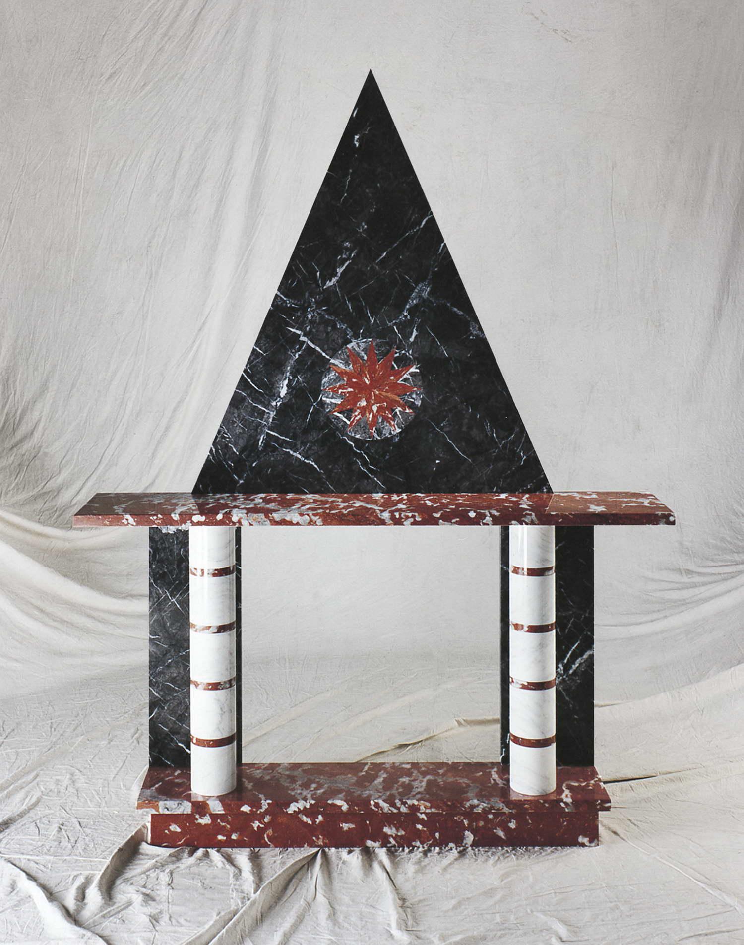 La Pietra Srl Asti camini in marmo camino cosimo - sergio asti art. 700 - upgroup