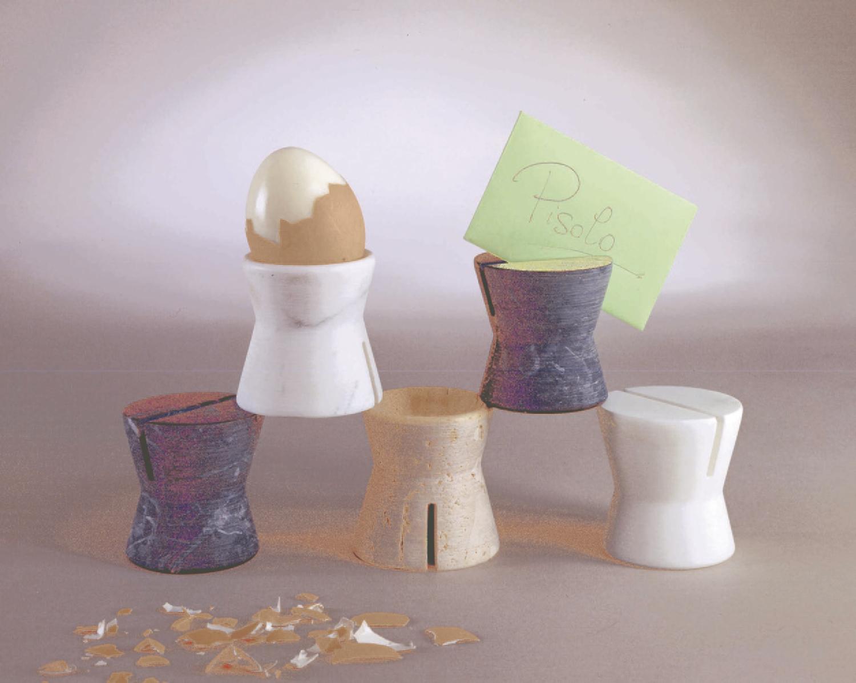Coccode oggetti di design in marmo