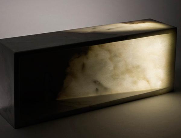 TRASPARENZE-marmo trasparente - marmo retro illuminato