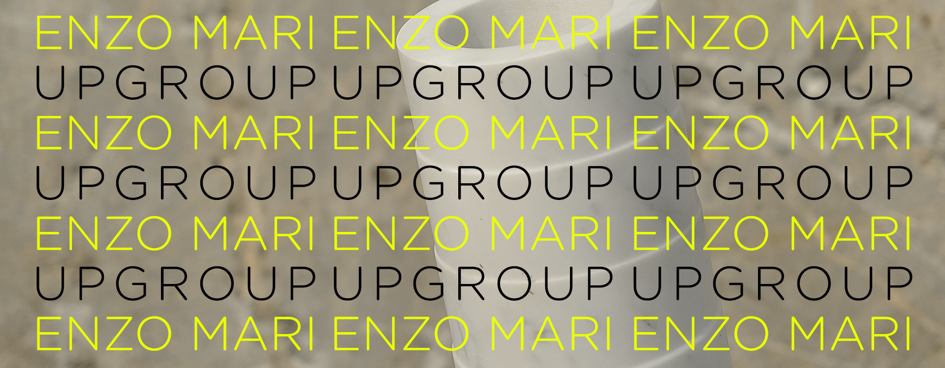 Enzo Mari | Upgroup